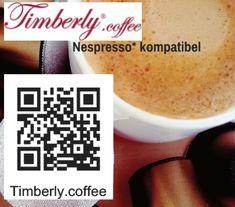 Kaffeekapseln - Nespressokompatibel!  Timberly.coffee steht in keiner Verbindung zu Nespresso.  Mit herrlichem Kaffeegeschmack!  Exklusiv online bestellbar!