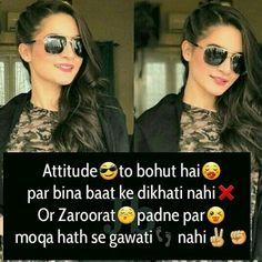 46 Best Attitude Images Girl Attitude Jokes Quotes Daughter Quotes