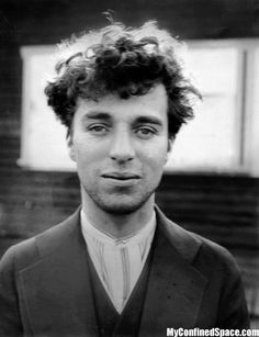 Chaplin without Makeup
