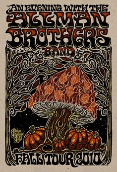 Allman Brothers Band - Fall Tour 2010