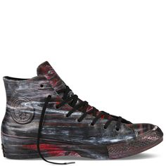 Chuck Taylor Marbled Rubber marbled black