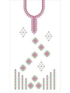 Embroidery Designs Online, Types Of Embroidery, Free Machine Embroidery Designs, Bell Design, Kurtis, Pattern Design, Stitch, Flat, Patterns