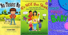 Body Smart, Body Safe: Talking with Young Children about their Bodies- great book references. A Mighty Girl