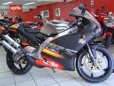 2004 aprilia RS250