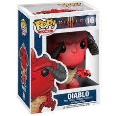 Diablo Vinyl Figure 16 - Funko Pop! etter Diablo