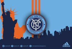#NYCFC #myNYCFC • LigraficaMX 200314CTG @Major League Soccer