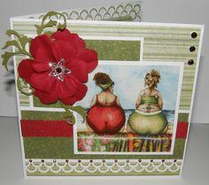 Cherry card workshop
