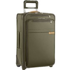 Briggs & Riley @ Baseline Luggage Baseline Domestic Carry-On Expandable Upright Suitcase, Olive, Medium Briggs & Riley http://www.amazon.com/dp/B008M6ZCZW/ref=cm_sw_r_pi_dp_sncZtb1MFN237JA5