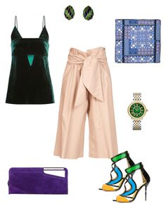 Scheherazade by aakiegera on Polyvore featuring polyvore, moda, style, MSGM, Cushnie Et Ochs, Francesca Mambrini, COSTUME NATIONAL, Michele, SEVENTY, fashion and clothing