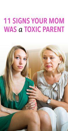 11 signs your mom was a toxic parent  .ambassador