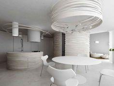 Circular Modern Style Home Interior Trends 2014 Design – Vissbiz