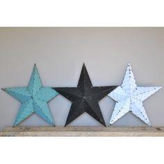 Barn Star XL, Noir - Le Repère des Belettes