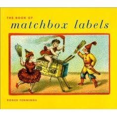 Graphic design history, via the humble matchbox label