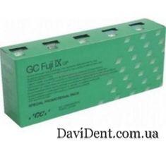 Цемент FUJI IX 3+2 #DaviDent #dental #GC #пломбировочныематериалы #стеклоиономерныецементы #цемент #материалы Подробнее: http://davident.com.ua/product/%d1%86%d0%b5%d0%bc%d0%b5%d0%bd%d1%82-fuji-ix-32/ Купить можнона сайте или по тел.: +380970771597 Наш Email: davident@ukr.net