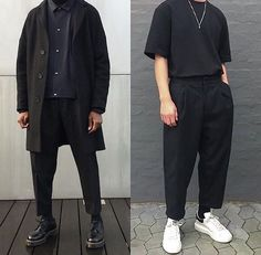 mentions J'aime, 17 commentaires - PAUSE Magazine ( sur In. Mode Outfits, Casual Outfits, Fashion Outfits, Casual Wear, Fashion Tips, Mode Streetwear, Streetwear Fashion, Korean Fashion, Mens Fashion