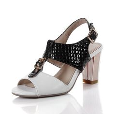 Click the image : Hiking sandals Hiking Sandals, Wedge Sandals, White Cow, Metal Buckles, Pumps, Heels, Cow Leather, Summer Shoes, Leather Sandals