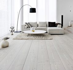 Dinesen White Oak Wood floors