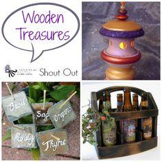 Wooden Treasures HA Shout Outs