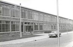 techn.school cornelis trooststraat 1965 Historisch Centrum Leeuwarden - Beeldbank Leeuwarden