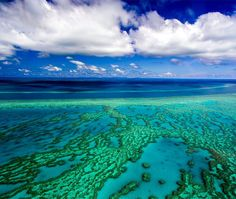 View over the Great Barrier Reef, Queensland, Australia   10 Wonders Of The World You Have To Visit