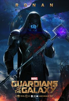 'Guardians of the Galaxy' posters