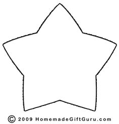 Make your own gift tags with these playful gift tag templates... Free printable gift tag shapes include star tag, moon tag, circle tag, oval tag and a heart tag.