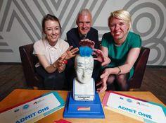Love & Robots & 3D Printing & Web Summit 2014 & €25,000