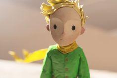 """VIDÉO - """"Le Petit Prince"""" d'Antoine de Saint-Exupéry est adapté dans un film d'animation qui sortira le 7 octobre 2015."""