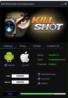 Kill Shot Hack Unlimited Gold Cheat Game (Android/iOS)  http://burnhack.com/kill-shot-hack-unlimited-gold-cheat-game-androidios/