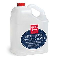 Griot's Garage Microfiber & Foam Pad Cleaner