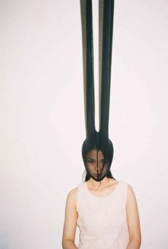 The work of controversial Chinese photographer Ren Hang is on view at Los Angeles MAMA Gallery through August.