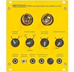 Metasonix R52 - Tube filter--9-
