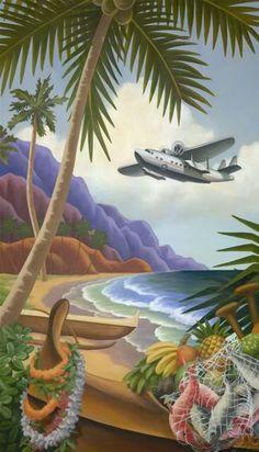 Hawaiian-art