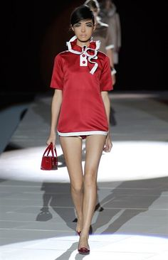 Marc Jacobs Spring 13 Ready to Wear - Tian