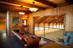 indoor riding arena : Blackburn Architects, P.C.
