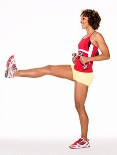 Slim down in 7 days workout