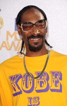 Snoop Dogg Corn Rows