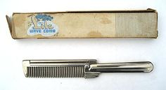 1920's Waving Comb - for shaping and setting waves
