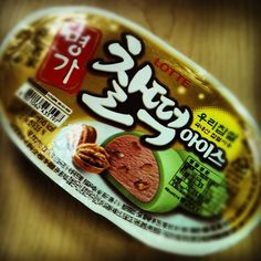 Lotte Mochi Ice Cream #icecream #mochi #korean