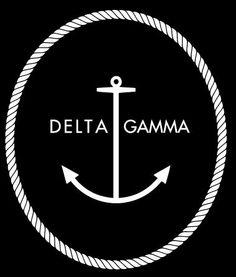 deltagamma dogood anchor rope lines 81508 alpha xi delta