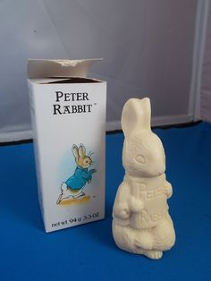 Crabtree Evelyn Beatrix Potter Soap Collection  Peter Rabbit 1978 w Box |