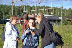 Fotoutbildning i Köping med fotografen Helen Shippey