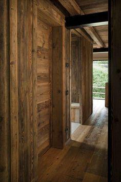 Recupero di un Tabià, Selva di Cadore, 2010 - EXiT architetti associati