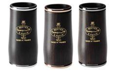 New Buffet ICON Clarinet Barrels - Inverse Conical Bore