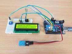 Contents1 Circuit Diagram2 Components Required3 Circuit Description4 Component Description4.1 DHT11 Temperature and Humidity Sensor4.2 Example5 Working of the Project6 Application7 Construction and Output Video8 Related Articles DHT11 is a Humidity and Temperature Sensor, which generates calibrated digital output. DHT11 can be interface with any microcontroller like Arduino, Raspberry Pi, etc. and get instantaneous results. DHT11 …