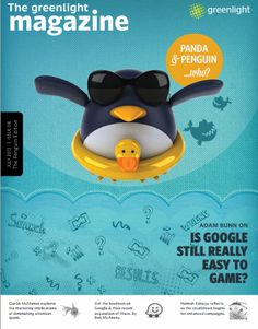 The latest edition of Greenlight's Magazine looks at recent updates which have affected the digital landscape. Articles include the effects of Google's 2.0 Penguin update, top tips for Google's Enhanced Campaigns, Google's motives in the acquisition of social mapping company, Waze and the ever-diminishing attention span of the modern consumer.