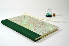 Wedding Journal Bullet Journal Notebook by DoodleBugCreations24