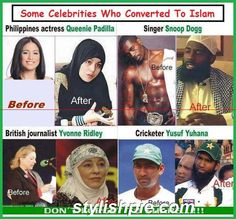 Hollywood Actor Converted Islam | Hollywood and Bollywood Celebrities has converted to Islam