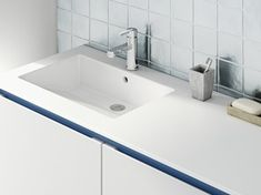 Vasker til bad Building A Cabin, Tin, Bathroom, Interior, Design, Home Decor, Style, Bathroom Sinks, Bath