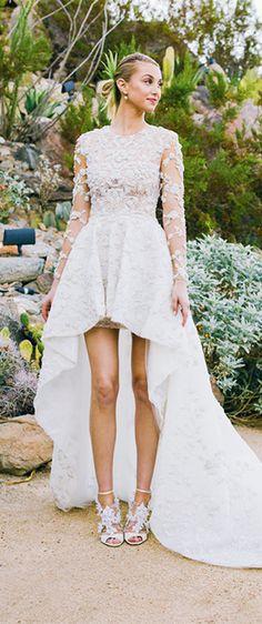 6 vestidos de novia de celebrities que fueron más allá del chic